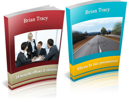 2 Ebook gratis per te di Brian Tracy