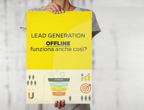 Lead Generation offline, funziona anche così?