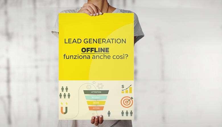 Lead Generation offline